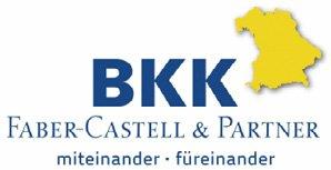 BKK Farber-Castell & Patner - Logo (miteinander - füreinander)