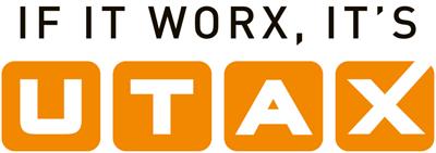 UTAX - Logo (if it worx, it's utax)