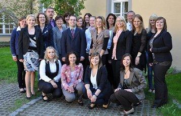 das BKK-Fraber-Castell Team