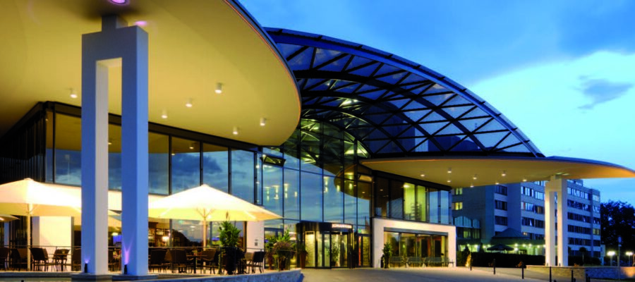 Firmengebäude - Johannesbad