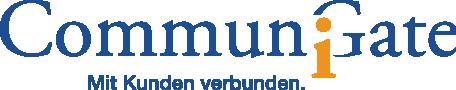 Communi Gate - Logo (Mit Kunden verbunden)
