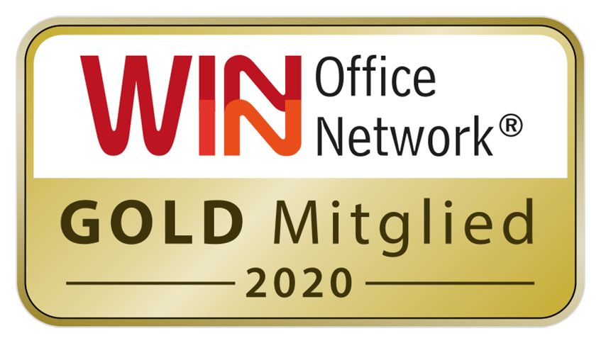 WIN Office Network Gold Mitglied 2020